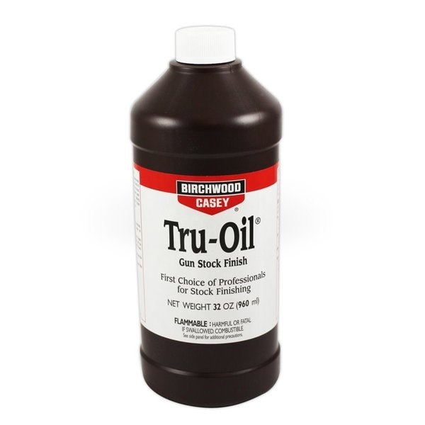 Birchwood Casey 32-ounce Liquid Tru-Oil Stock Finish