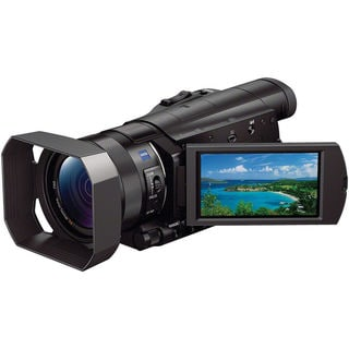 Sony HDR-CX900 Full HD Handycam Black Camcorder