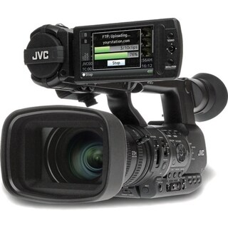 JVC GY-HM650 ProHD Mobile News Camera 14321580