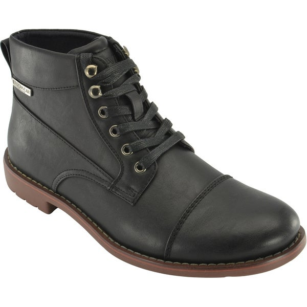 rocawear s cap toe fashion boots 16795680