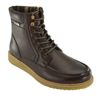 Rocawear Men's Moc Toe Fashion Boots