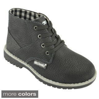 Akademiks Boys' Lace-Up Boots