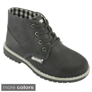 Akademiks Toddler Boys' Terry-01 Chukka Boots