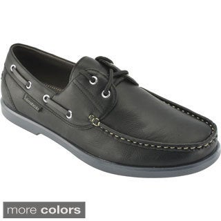 Akademiks Men's Jake-03 Boat Shoes