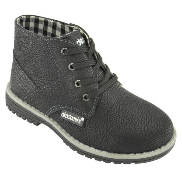 Akademiks Boys' Lace-Up Chukka Boots