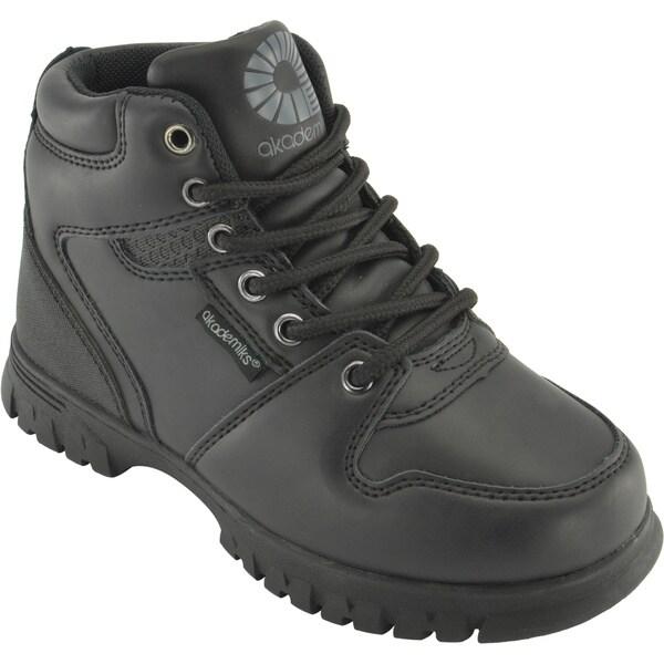 Akademiks Boys' Classic Boots