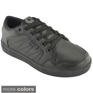 Akademiks Boys' Gary-02 Classic Sneakers