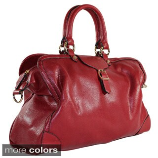 Lithyc 'Avenue D' Medium Satchel