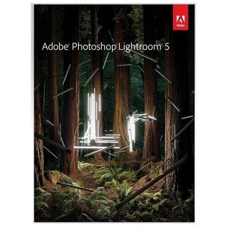Adobe Photoshop Lightroom 5 Software for Mac and Windows