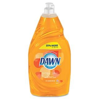 Dawn Dishwashing Liquid, Antibacterial, Orange, 38 oz Bottle