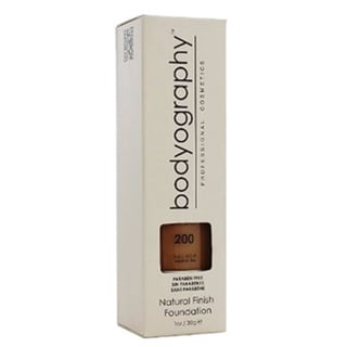 Copy of Bodyography #200 Light Foundation