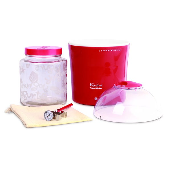 Euro Cuisine YM460 Yogurt and Greek Yogurt Maker