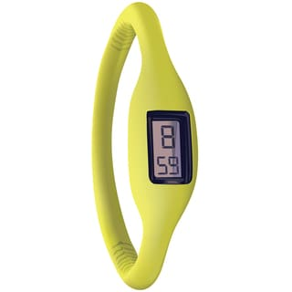 TAGI Gear 'Ion' Yellow Silicone Watch