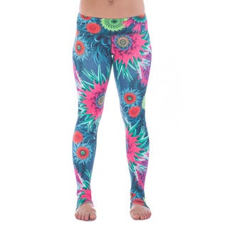 Just Live Women's 'Power Through' Compression Tights