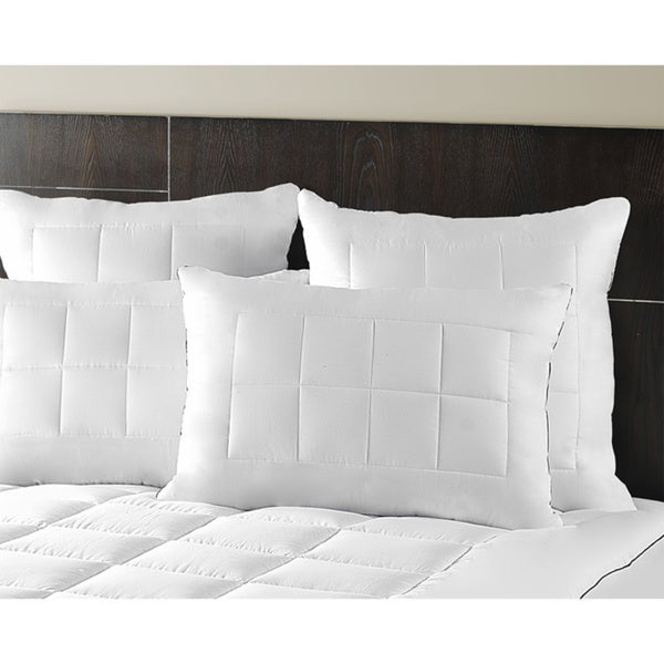 Maison Luxe Ultimate Comfort & Support Luxury Side Sleeper Pillows (Set of 2) - Overstock ...