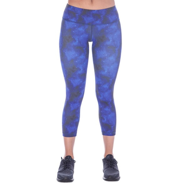 Just Live Women's 'Race Time' Capri Pants