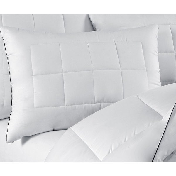 Maisn Luxe Ultimate Comfort & Support Luxury Stomach/Back Sleeper Pillows (Set of 2)