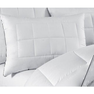 Mais�n Luxe Ultimate Comfort & Support Luxury Stomach/Back Sleeper Pillows (Set of 2)