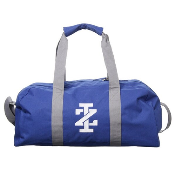 Izod Large Duffel Bag Blue