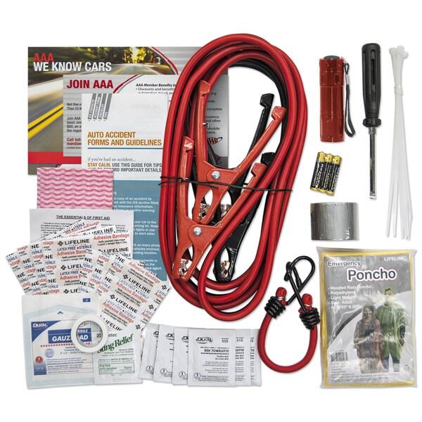 Lifeline AAA 64-piece Traveler Kit