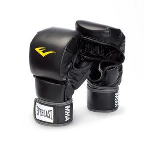 Everlast Black Striking Training Gloves