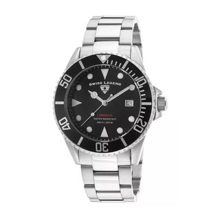 Swiss Legend Men's SL-21344-11 Luminous Black Watch