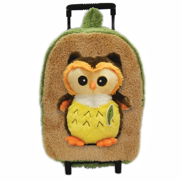 Best Buddy Bright Eyes Owl Rollerbag/ Backpack