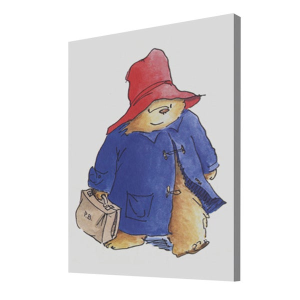 Paddington Bear Bear on the Go by Peggy Fortnum