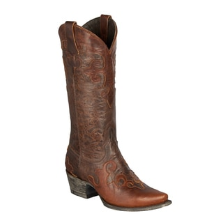 Lane Boots Women's Dawson Cowboy Boot