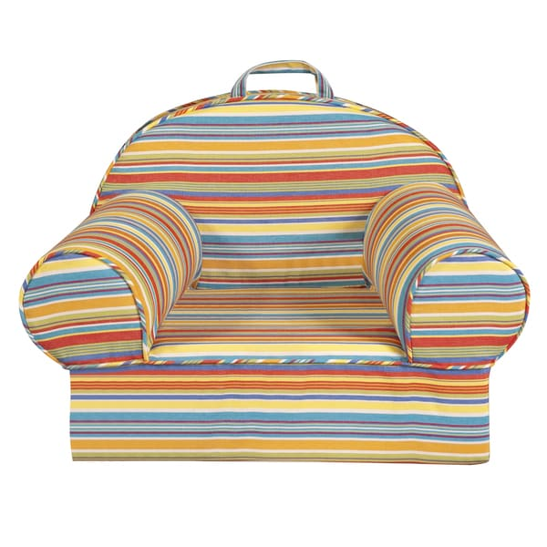 Junior Club Summer Stripe Chair