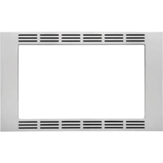 Panasonic 27-inch Stainless Steel Trim Kit for 1.6 cubic foot Microwave
