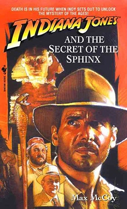 Indiana Jones and the Secret of the Sphinx (Paperback)