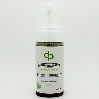 DermaPro 4-ounce Facial Foam Acne Rinse