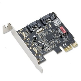 Syba Low Profile PCIe SATA2 2-Port Raid Card SiliconImage Sil3132 chipset