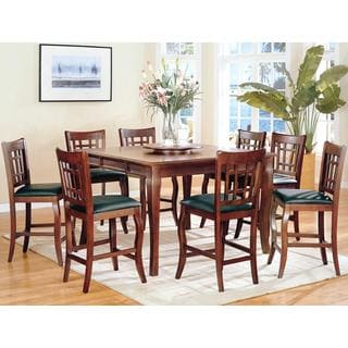 Ridgewood Distressed Cherry Counter Height Dining Set