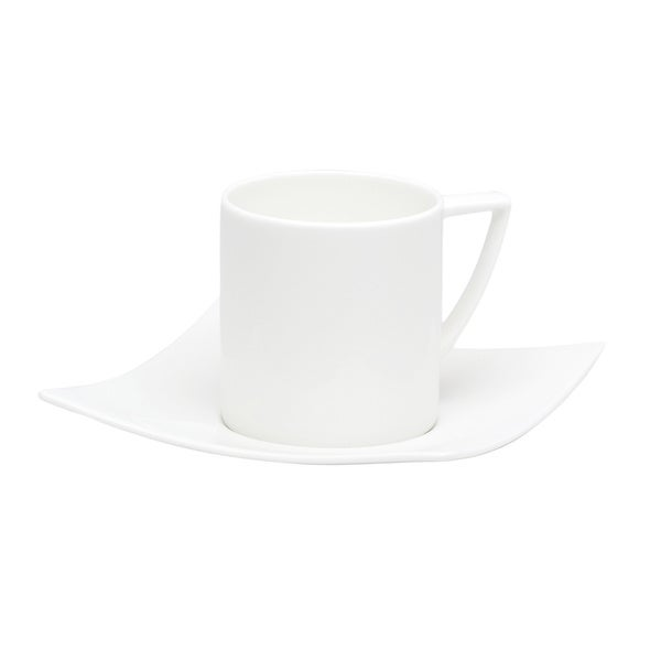 Extreme White Tea Cup and Saucer (set of six) 14327739