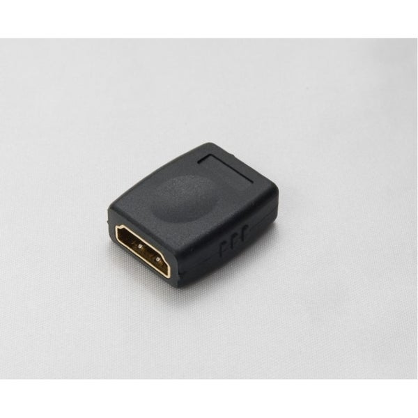 Syba HDMI 19 pin Female to HDMI 19 pin Female Connector Gold Plated RoHs