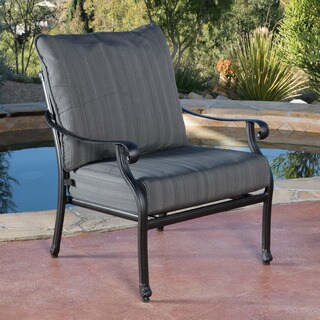 Christopher Knight Home Carnegie Outdoor Armchair