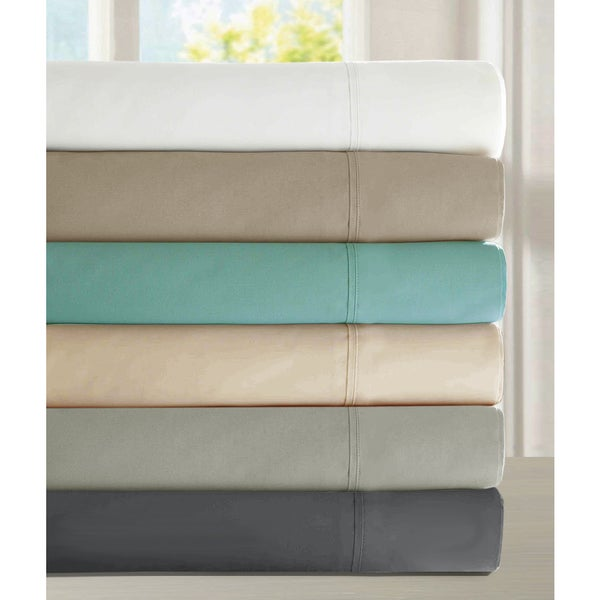 Luxury Cotton Deep Pocket 6-piece Sheet Set (As Is Item)