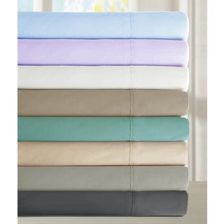 Luxury Cotton Deep Pocket 6-piece Sheet Set