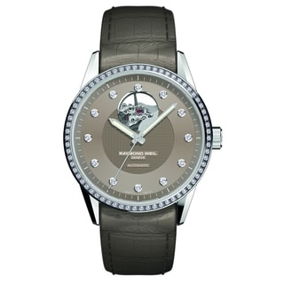 Raymond Weil Women's 2750-SLS-60081 Freelancer Watch