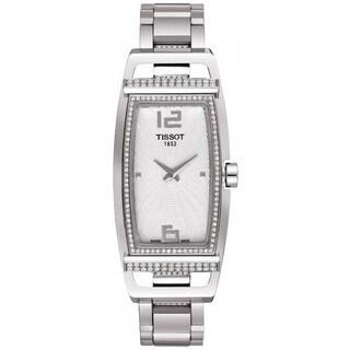 Tissot Women's T0373091103701 'My-T' Crystal Watch