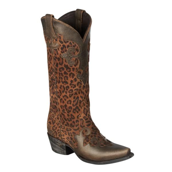 Lane Boots Women's Dawson Cowboy Boots