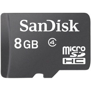 Sandisk 8GB Micro SD Memory Card