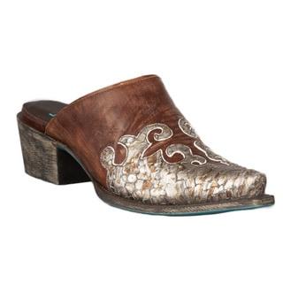 "Lane Boots Women's ""Dawson Mule"" Cowboy Mule"