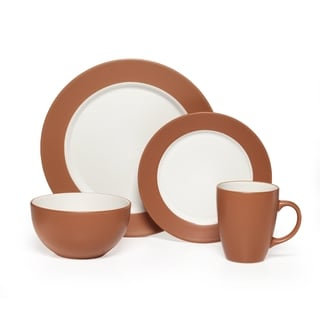 Pfaltzgraff Everyday Harmony Spice 16-piece Dinnerware Set