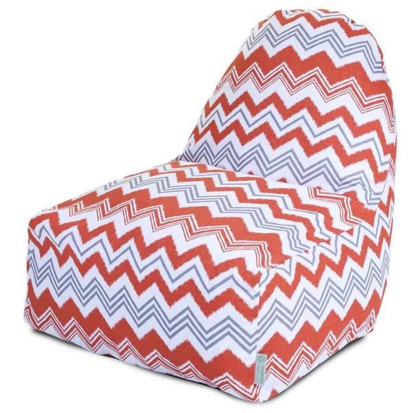Majestic Home Goods Outdoor Indoor Zazzle Kick-It Chair