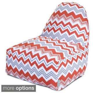 Majestic Home Goods Outdoor Indoor Zazzle Kick-It Chair