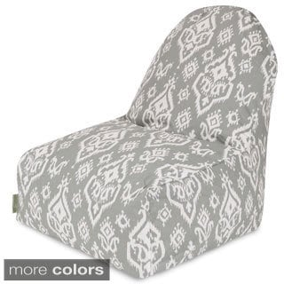 Majestic Home Goods Raja Kick-It Chair