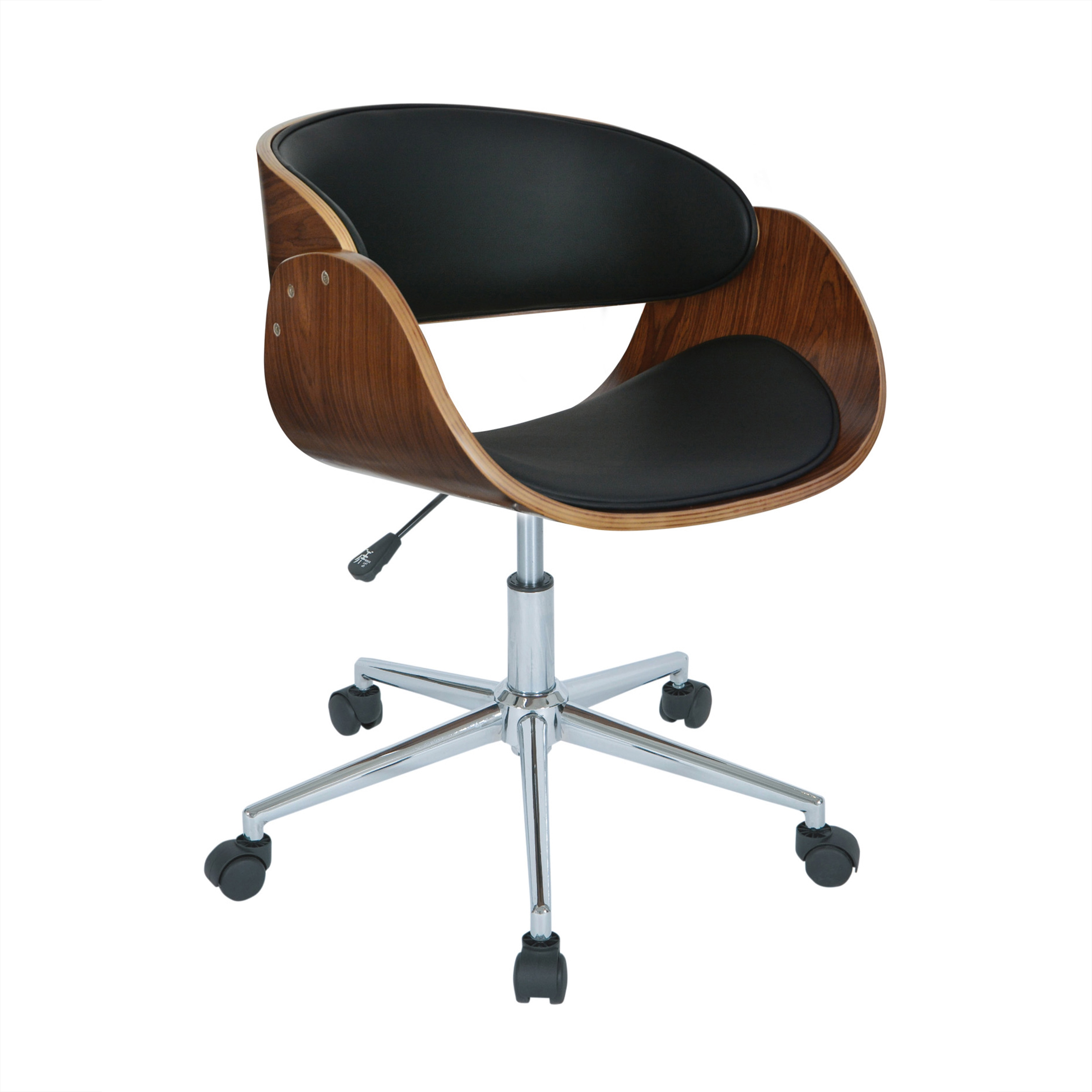 Monroe Adjustable Office Chair Overstock Shopping Great Deals On